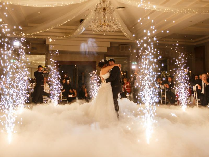 Gallo Wedding - Sparkulars