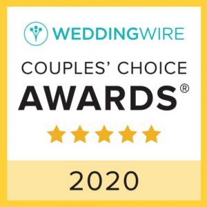 2020 WeddingWire Couples Choice Awards