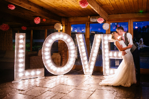 LOVE Letters, Marquee Letters, Wedding Letters